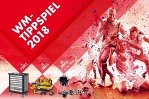 CARAT WM-TIPPSPIEL 2018