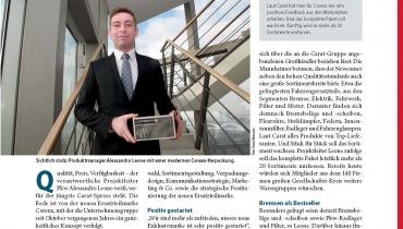Artikel in Auto Service Praxis 2/2016: Gewinnergene