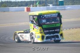 truckdrive auf dem Truck-Grand-Prix 2018