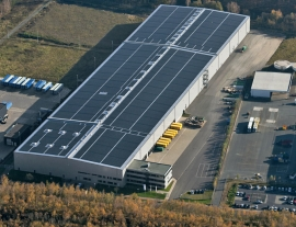 CARAT Logistikzentrum in Castrop-Rauxel