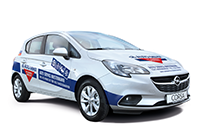 Werkstattersatzwagen 2016 - Opel CORSA