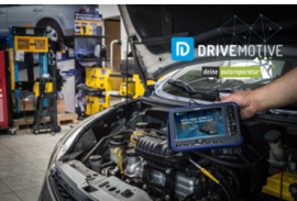 """""""deineAutoreparatur.de"""" integriert Werkstattsuche von DRIVEMOTIVE"""