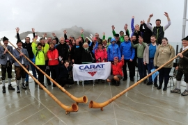 CARAT-Adventure in Oberstdorf