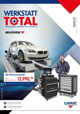 CARAT Katalog Werkstatt-Total